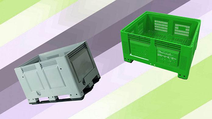 Pojemniki plastikowe na żywność